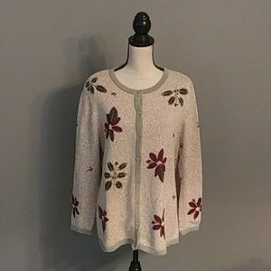 **3/$10** C.J. Banks Holiday Sweater Size 1X